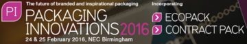 Packaging Innovations Birmingham 2016